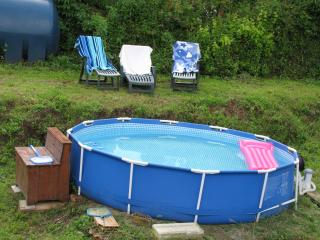 Perfect pool for a refreshing dip!