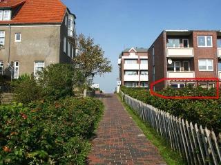 Ferienwohnung Bunte Kuh, Wangerooge