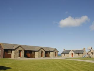 Buxa Chalets and Croft House