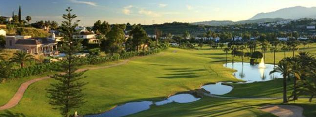 La Finca Golf course just 16 mins from the apartment
