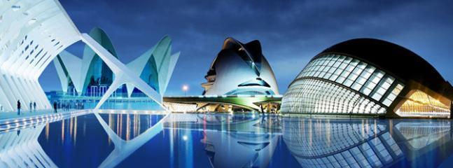 The Hemisphèric, at Santiago Calatrava's City of Arts - Valencia
