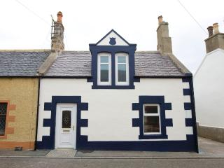 Findochty Holiday Cottage; beach, wi-fi, garden, Buckie