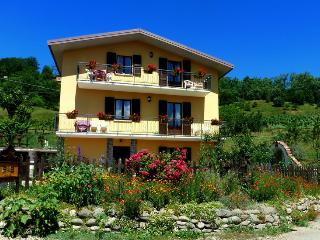 Casa Appennino.  Chalet style apartments in the Appennine mountains.