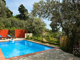 Private pool villa Pegasus, Skopelos Town