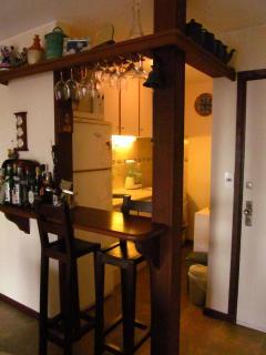 Fully equipped kitchen / Cozinha totalmente equipada