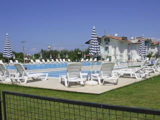 Holiday villa at Silver Sands Beach (shared pool), Kuşadası