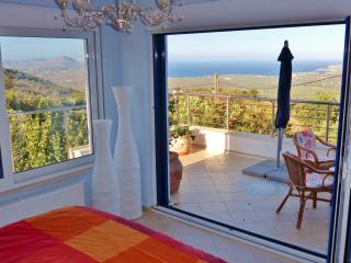 Luxury Suite  Spectacular Mountain and Sea Views