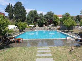 Bodrum Gumusluk 3 Authentic Stone Villas With Swimming Pool #  535