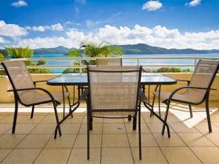 Balcony & Coral Sea Views