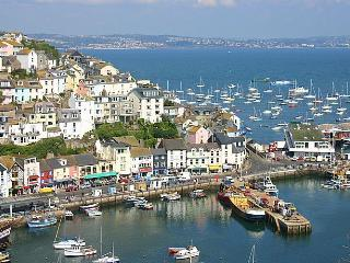Lucky Seven: Refurbished and Cosy 1 Bedroom Flat, Brixham