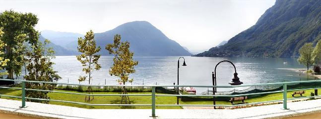 Porto Letizia and breathtaking Lake Lugano