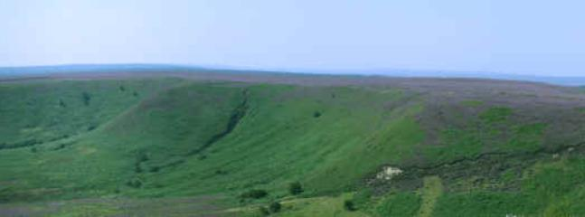 The Hole Of Horcum North Yorkshire Moors