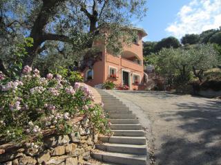 villa santa sofia, Ascea