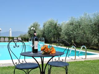 Villa il Castellaccio in Greve in Chianti - flat 2, Lucolena