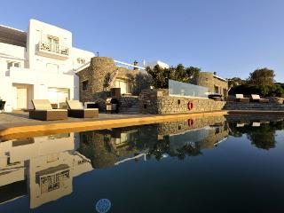 Luxus Villa6 mit gemeinsamen pool, Parikia
