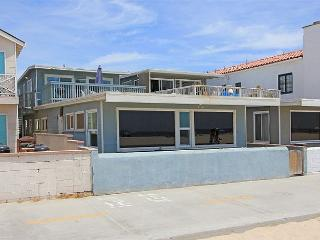 Prime Oceanfront Location Upper Unit.  Spacious Deck w/Amazing Views!
