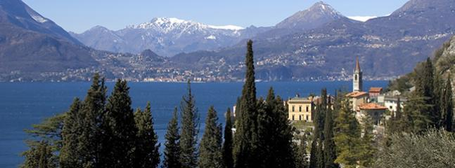 Looking at Varenna from Fiumelatte