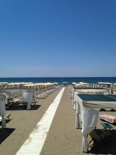 Spiaggia Marina di Castagneto Carducci