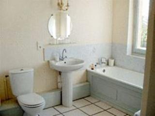 Salle de bain typique