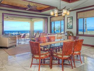 OCEAN & FAIRWAY VIEWS - 3 bedroom / 3 bath at Wai'ula'ula, Kamuela