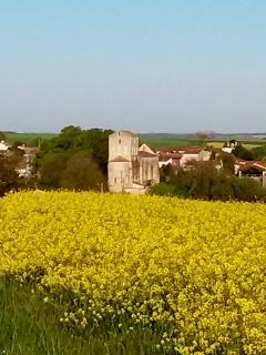 Our Village 12th Century Roman Church
