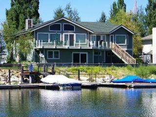 Remarkable Expansive Tahoe Keys Home with Dock