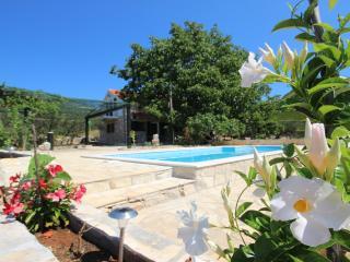 Villa Morkan, Ciudad de Curzola (Korčula)