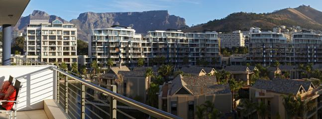 And Table Mountain balcony for evening sun