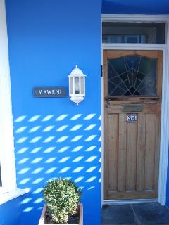 Welcome to Maweni Cottage