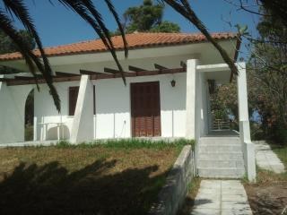 Beach-Villa in Aghios Andreas, Messinia, Griechenland, Coroni