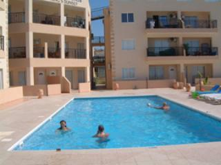 Apartment and Pool
