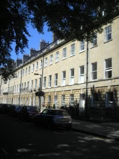 Green Park Terrace. The Apartment is at the near end