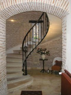 The Turret Staircase