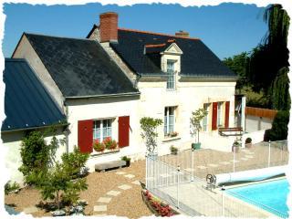La Grange overlooks large heated pool