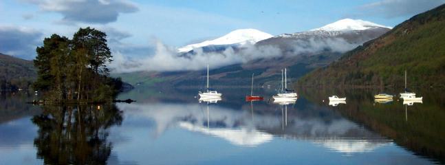 Majestic Loch Tay