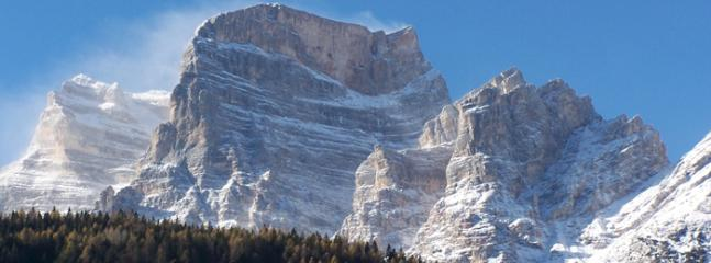 and 50 Kilometers from the Dolomites