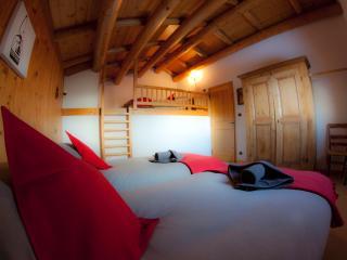Chalet Le Reposoir Triple room