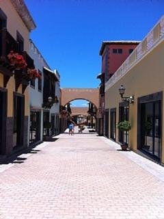 Shopping Area called El Campanario