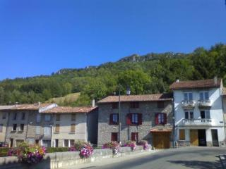 The charming village of Belesta. The house is 5mins away from local French village shops
