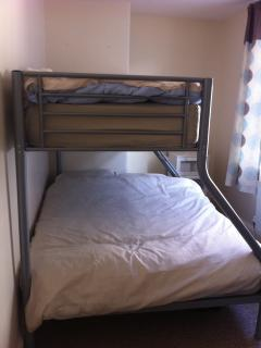 Triple Bunk Bed in 2nd Bedroom