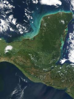 Halbinsel Yucatan