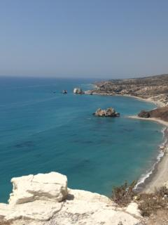 Aphrodite's Rock - 15 minutes away by car