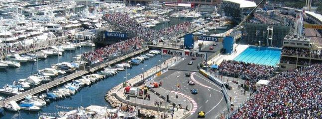 Monaco - Monte-Carlo; the most exciting Grand Prix track in the world !