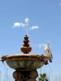Ayamonte Fountain
