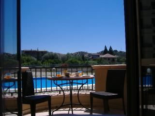 Contemporary Wi Fi Apt, 3 Balconies, Pool view