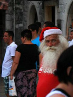 Santa Claus is in Croatia?!