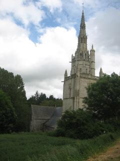Les alentours - la chapelles St Nicodème