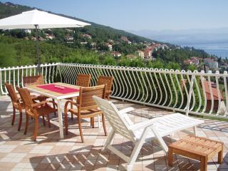 Wonderful seaview apartment, Opatija
