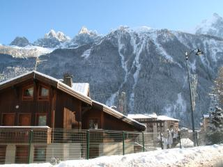 Chalet Chamonix Coeur Des Alpes sleeps 6 to 9