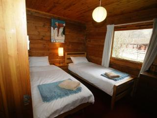 Twin room Glen Ogle Lodge, Lochearnhead Pethshire Scotland